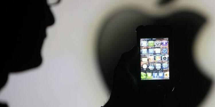 Apple a violé un brevet de Samsung aux Etats-Unis