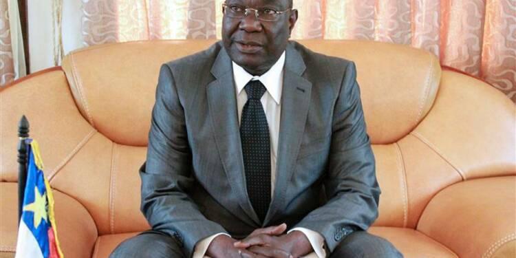 Le président centrafricain Michel Djotodia a démissionné