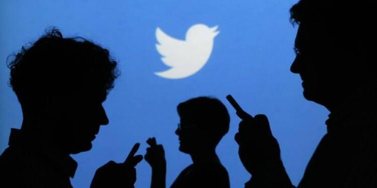 L'action Twitter à plus du double de son prix d'entrée en Bourse
