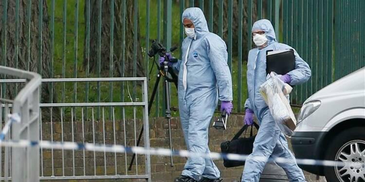 Meurtre à Londres, peut-être un acte terroriste
