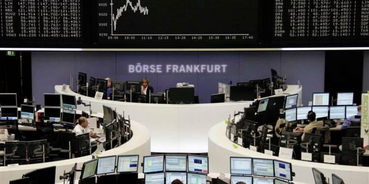 Les Bourses européennes regagnent du terrain à la mi-séance