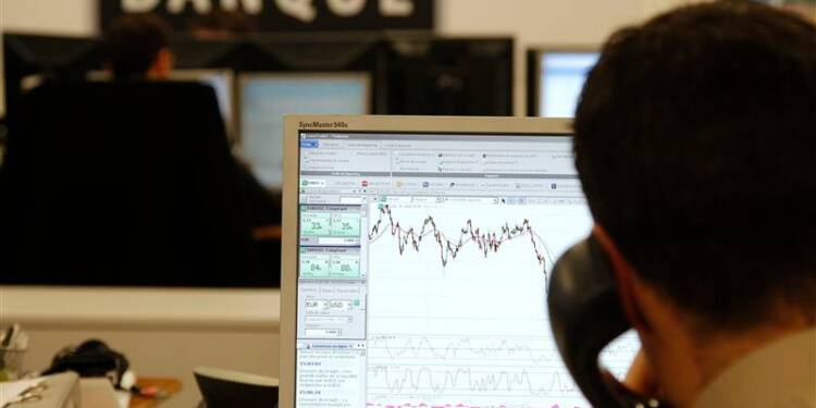 Chute des profits des sociétés du CAC 40 en 2012 avec la crise