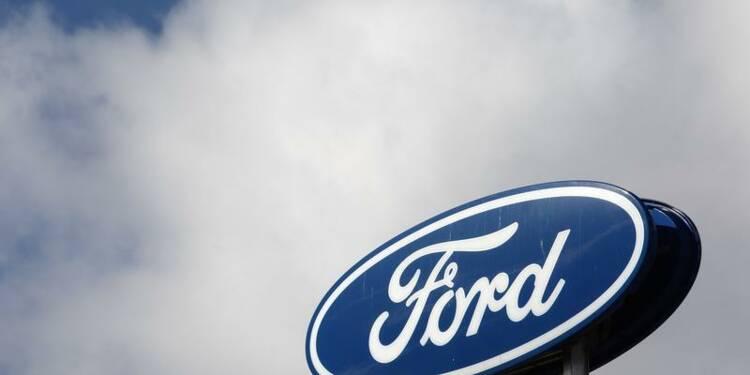 Accord chez Ford Blanquefort, 1.000 emplois maintenus
