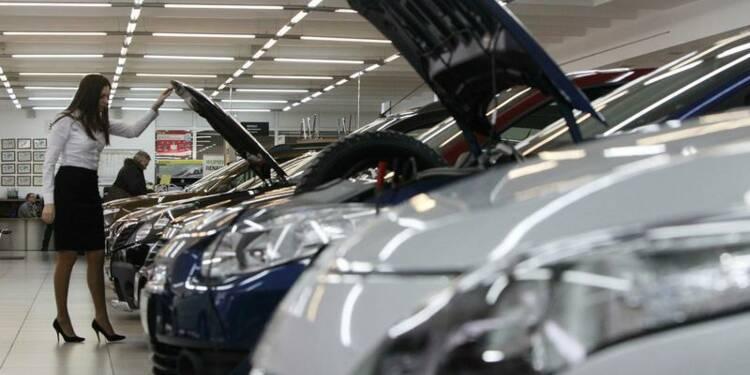 Renault a enregistré des ventes record en Russie en 2013