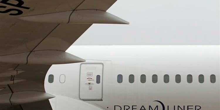 Boeing aurait trouvé une solution aux incidents du 787