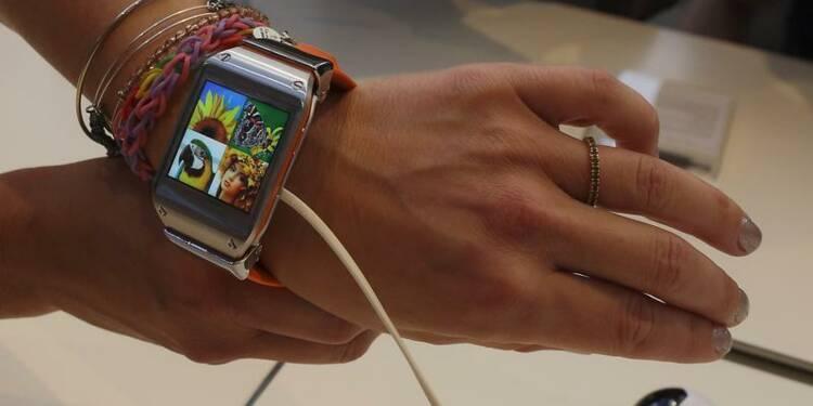 Samsung dévoile la Galaxy Gear, une montre connectée