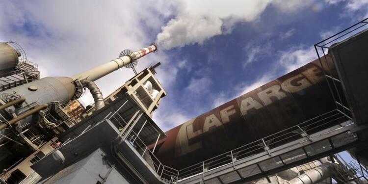 Un nouveau béton Lafarge pour piéger les gaz d'échappement
