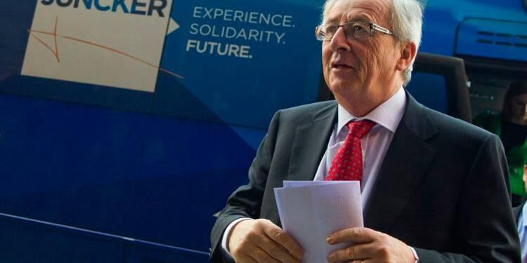 Juncker invite Paris à ne plus se défausser sur l'euro