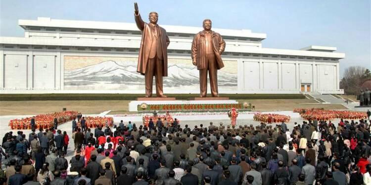 Pyongyang célèbre l'anniversaire de Kim Il-sung