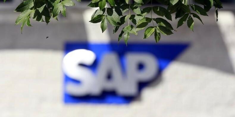 SAP craint des effets de change négatifs au 2e trimestre