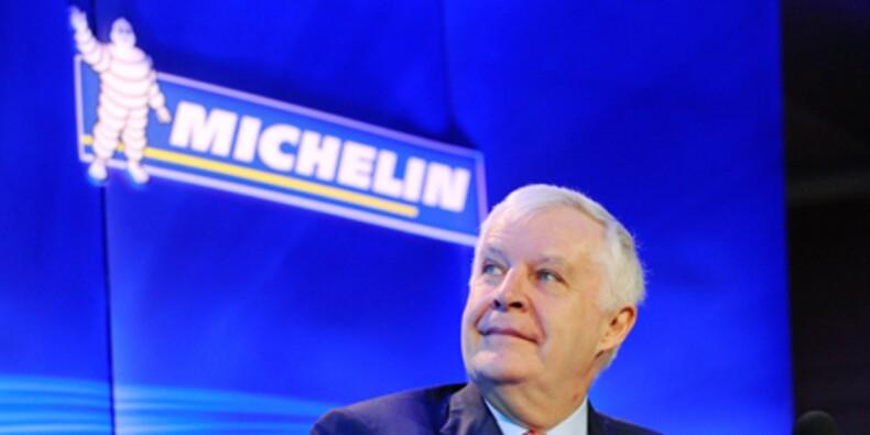 Les petits secrets de Michel Rollier, le patron de Michelin