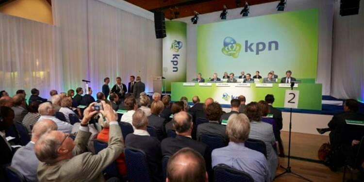 Les actionnaires de KPN votent la vente d'E-Plus à Telefonica