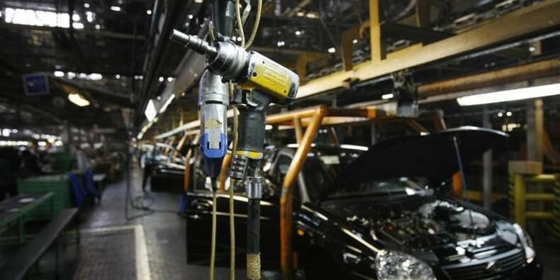 Avtovaz dans le rouge en 2013, baisse des ventes de Lada