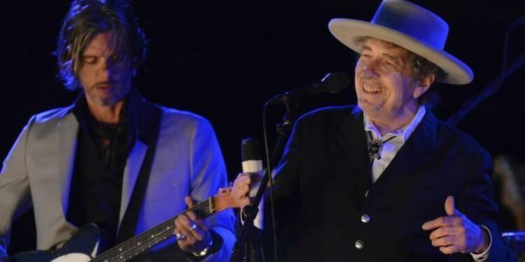 Feu vert pour la Légion d'honneur de Bob Dylan