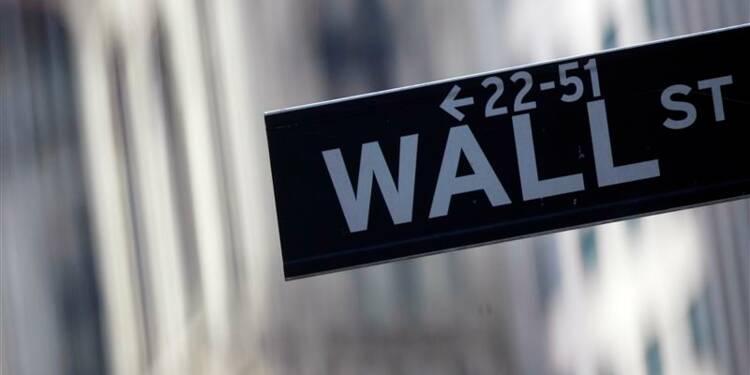 Wall Street ouvre en repli