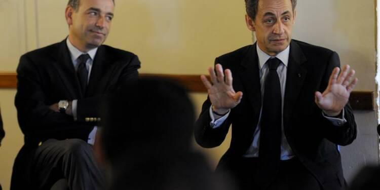 Copé tente de solder le bilan du quinquennat Sarkozy