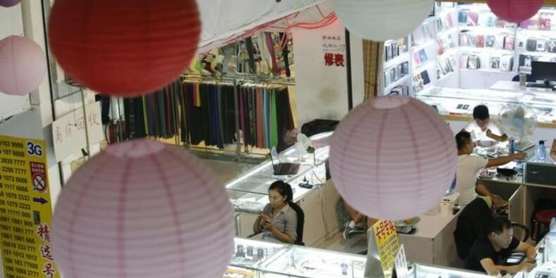 Tassement de l'indice PMI des services officiel en Chine en juin
