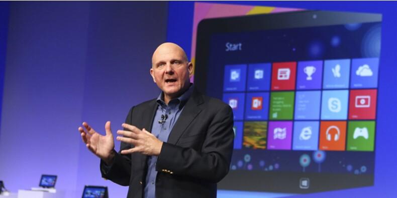 Microsoft : la tablette Surface est sa dernière cartouche pour sauver son business