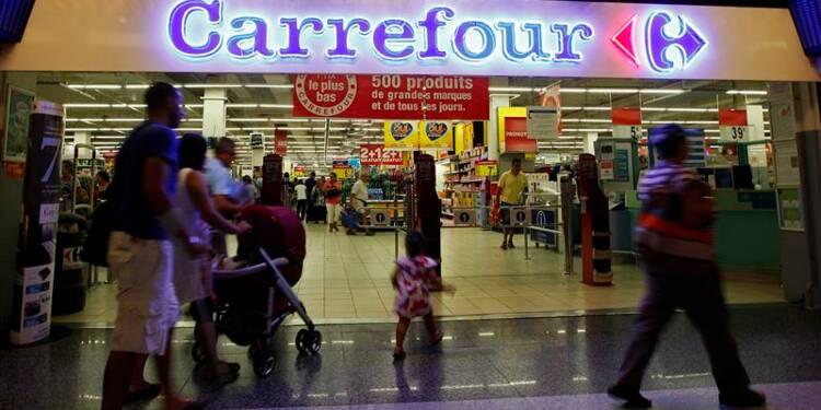 Carrefour veut se renforcer au Brésil et en Chine