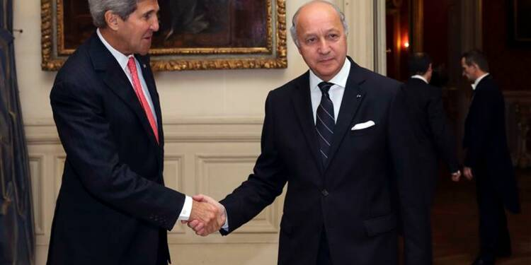 Fabius redemande des explications à Kerry à propos de la NSA