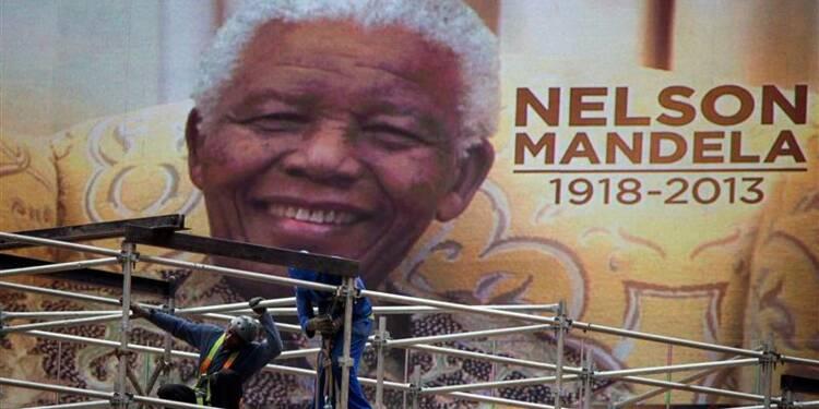 Plus de 70 dirigeants étrangers aux obsèques de Nelson Mandela