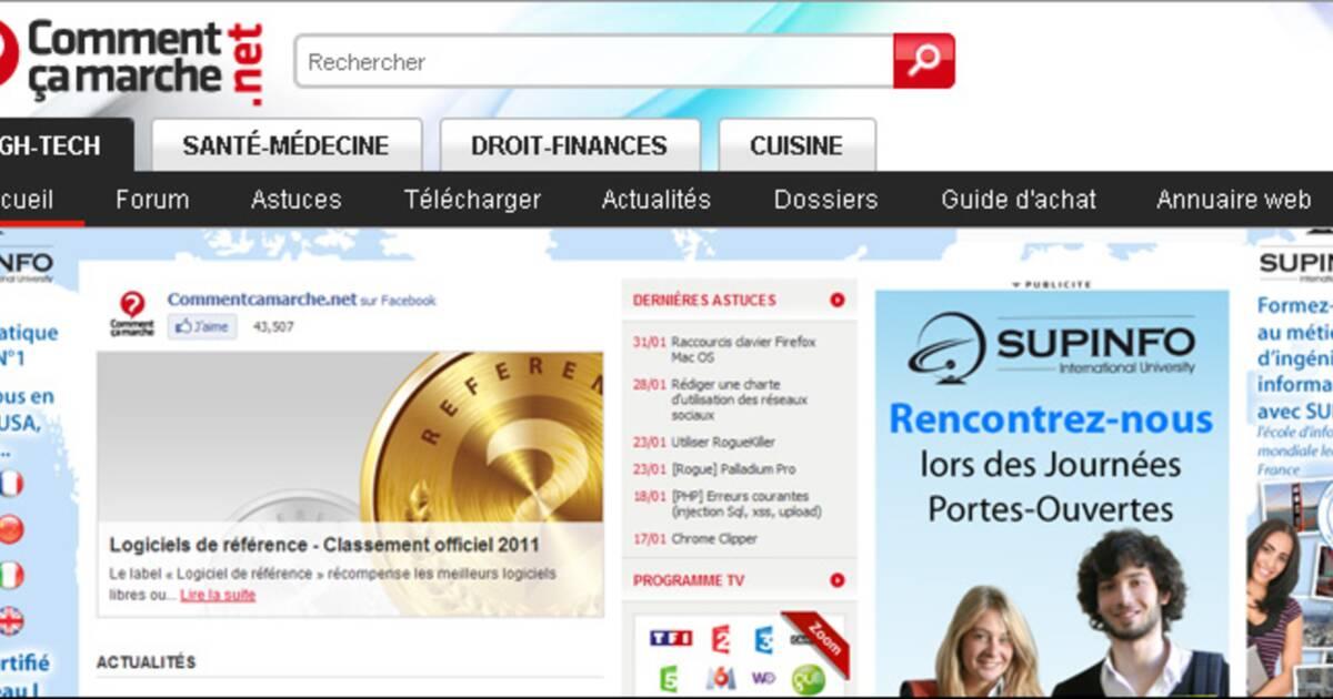 Commentcamarche Le Site Qui Crache Capital Fr