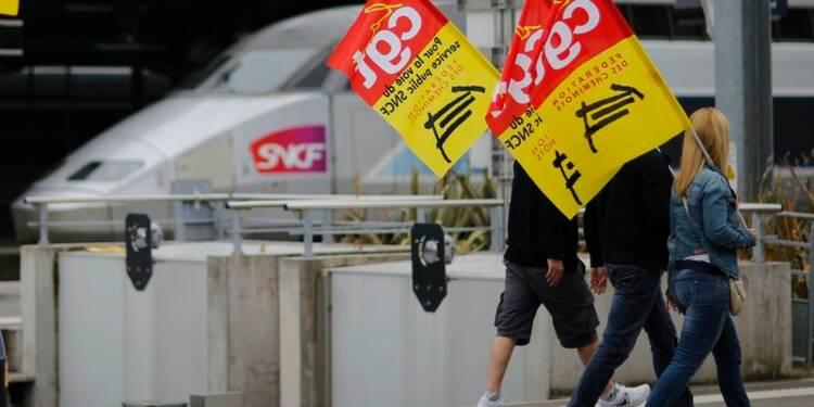 La grève à la SNCF entre dans sa deuxième semaine