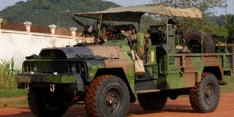L'armée française a pour objectif une mission de six mois en RCA
