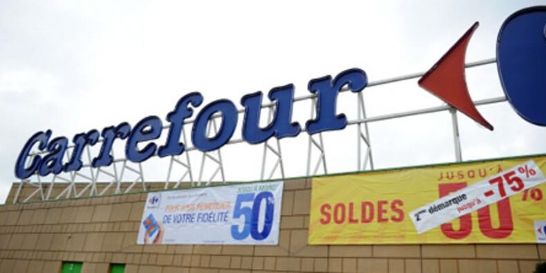 Grâce à Dia, Carrefour creuse l'écart sur Leclerc