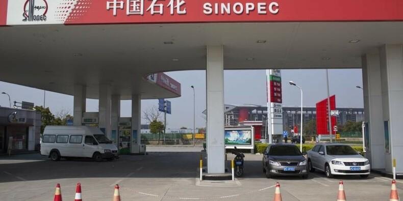Sinopec veut ouvrir ses stations-services aux groupes étrangers