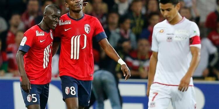 Ligue 1: l'AS Monaco se fait peur mais prend le large