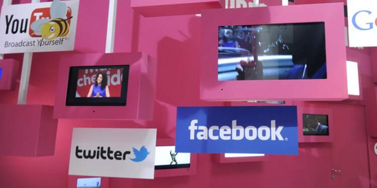 De plus en plus de cadres fans des réseaux sociaux