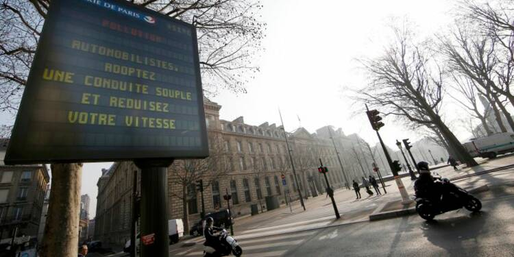 Sept millions de décès liés à la pollution de l'air en 2012