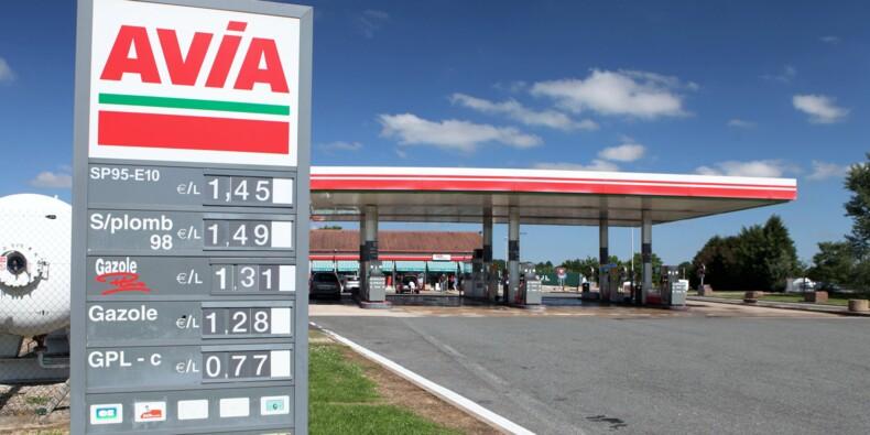 Avia : les stations-service qui narguent Total