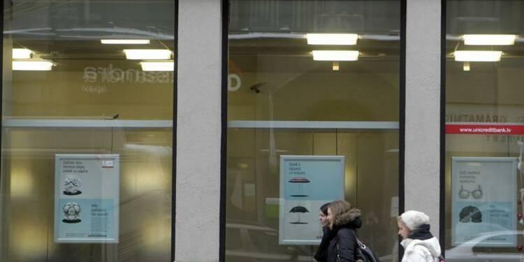Perte nette pour UniCredit au quatrième trimestre 2012