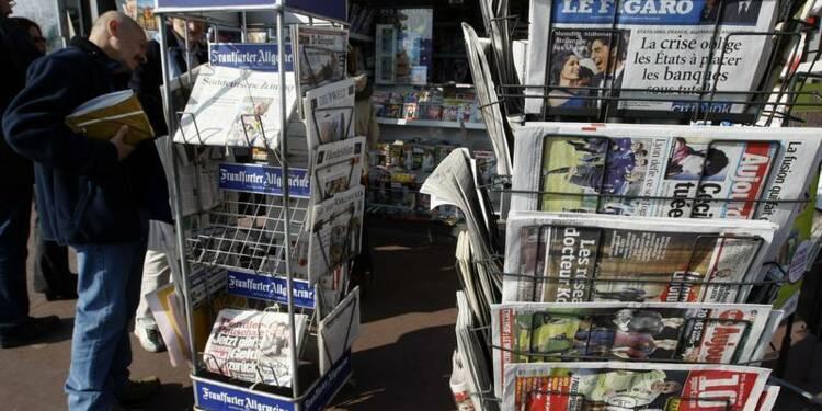 La TVA entre presses écrite et en ligne sera harmonisée en 2014