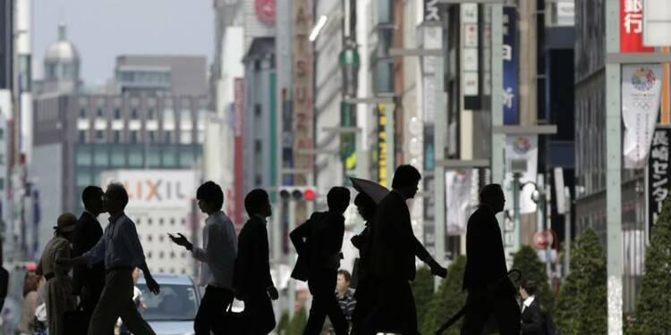 Le Japon relève ses perspectives économiques