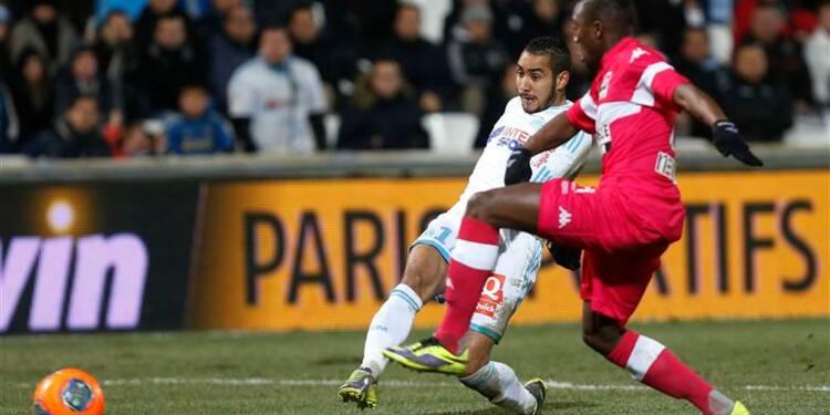 Ligue 1: Lille encore battu, l'OM et l'OL n'en profitent pas