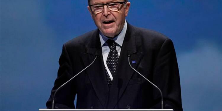 Wilfried Martens, ancien Premier ministre belge, est mort