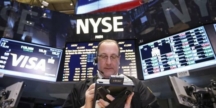 Wall Street ouvre en hausse avant les annonces de la Fed