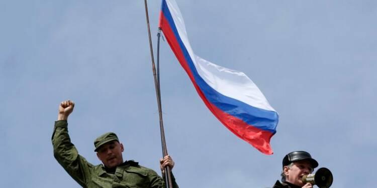 Le QG de la marine ukrainienne à Sébastopol passe aux pro-russes