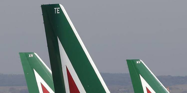 "Etihad en procédure de ""due diligence"" sur Alitalia"
