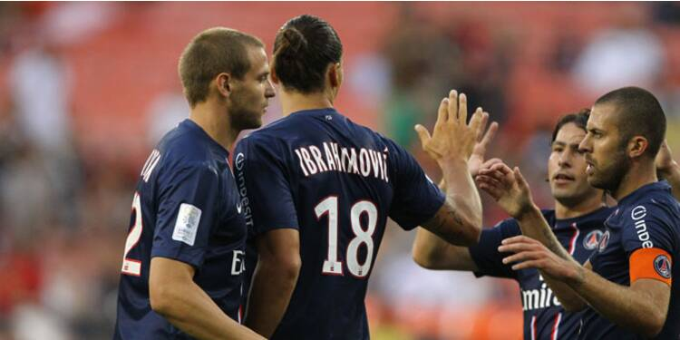 Le PSG proche de signer un méga-contrat de sponsoring avec une banque du Qatar