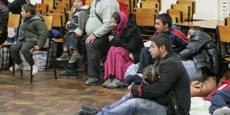 Le préfet du Rhône refuse de reloger des Roms