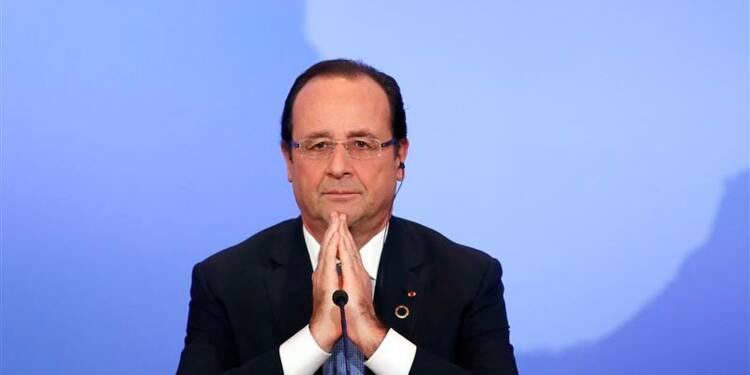 François Hollande se stabilise à 24% de bonnes opinions