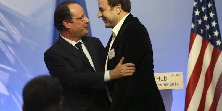 Après le Medef, Hollande veut séduire les patrons étrangers