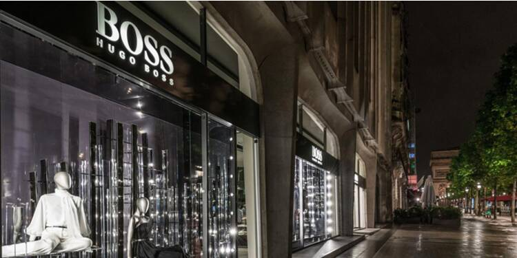 Hugo Boss reprend la main sur la vente