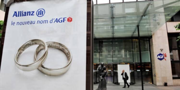 AGF-Allianz ou la difficulté de changer de marque