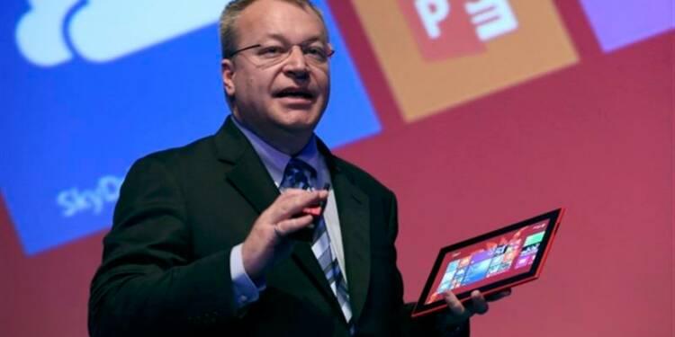 Nokia lance une tablette et deux smartphones à grand écran