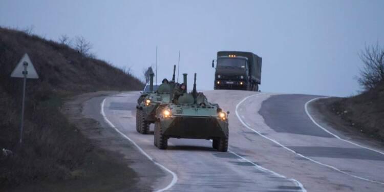 Poutine demande au parlement l'envoi de forces en Crimée